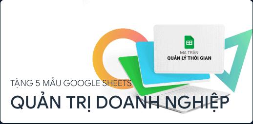 tang google sheets