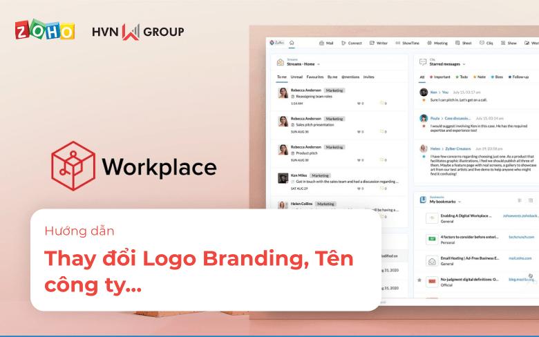 Thay doi Logo Branding Ten cong ty…