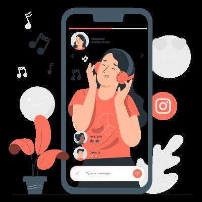 Instagram Video Streaming-pana